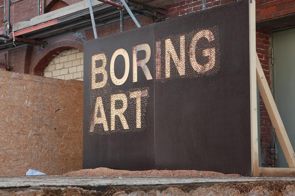 Boring Art