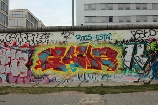 East Side Gallery Graph