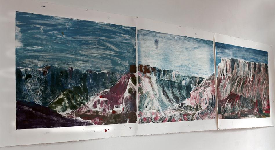 Gabriel's landscape