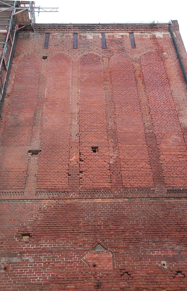 Kuhlhaus facade