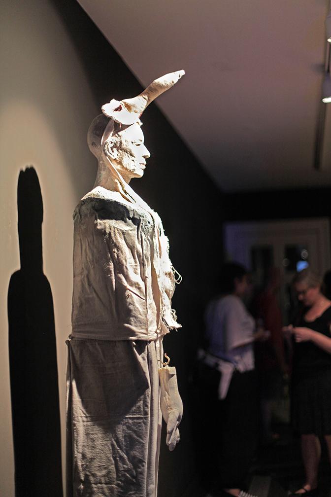 sculpture by Lisa Osborn
