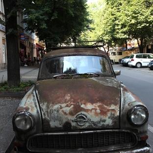 Opel Caravan