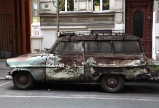 Opel closeup