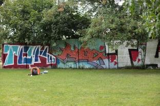 park graff