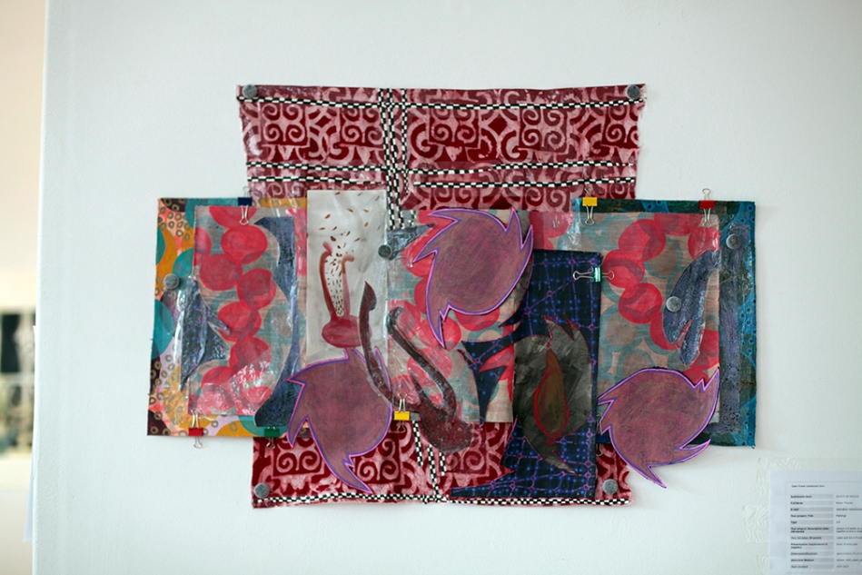 mixed media by Robyn Thomas
