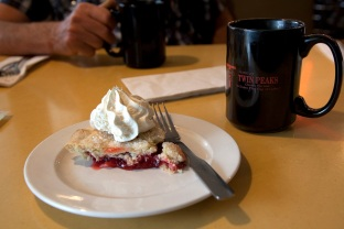 Pie and Coffee Combo